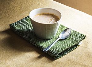 メープルきな粉豆乳
