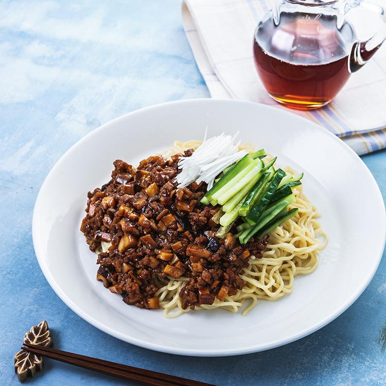 メープル ジャージャー麺