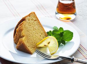 メープル レモンケーキ