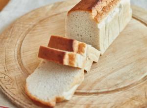 メープル生米パン