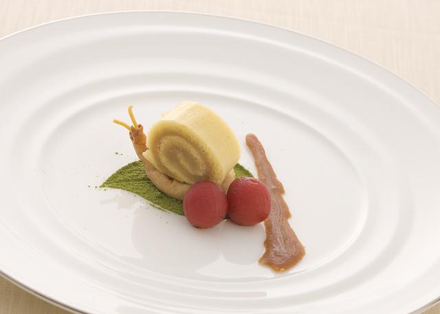 楓蜜双味甜盆 ~木々の合間の出来事~ メープルデザート2種盛り合わせ