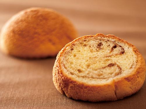 メープル・スパイスのメロンパン