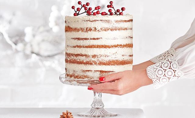 メープルマリョレインケーキ