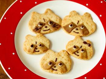 子どもが喜ぶメープルクッキー